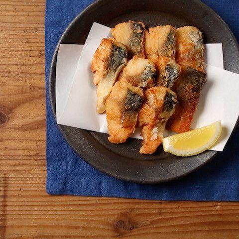 フライパンで揚げ焼きなので手軽にできるのが嬉しい! 塩サバでも普通のサバでも作れますよ