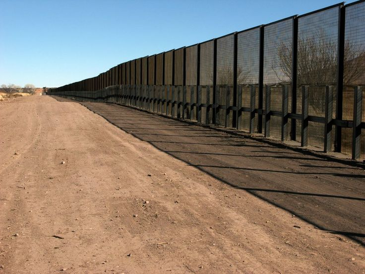 21 best us mexico border fence images on pinterest fence on border wall id=14955
