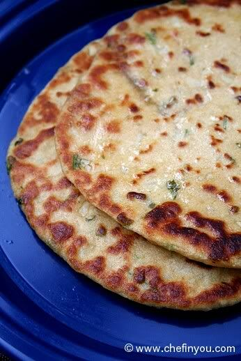 Garlic Wheat Kulcha