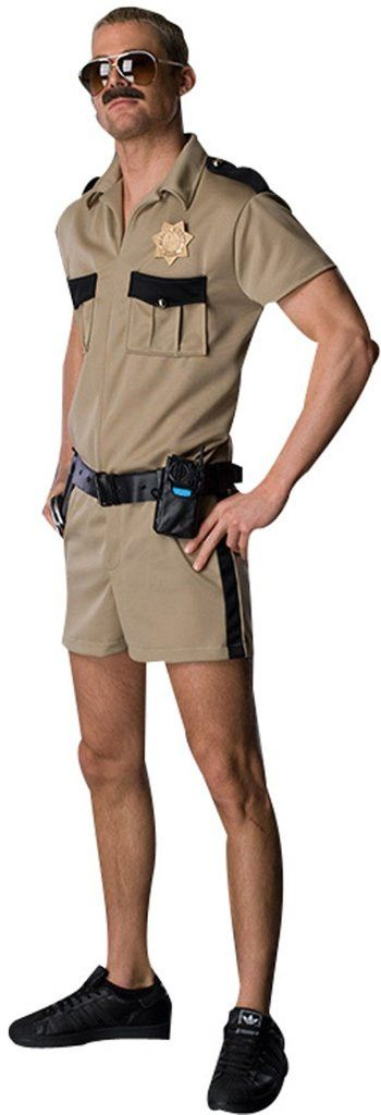 reno 911 lt. dangle adult costume