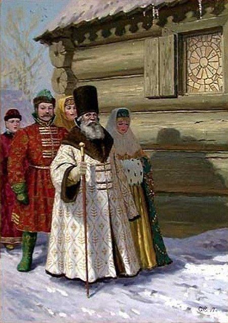 Ефошкин С. Масленица