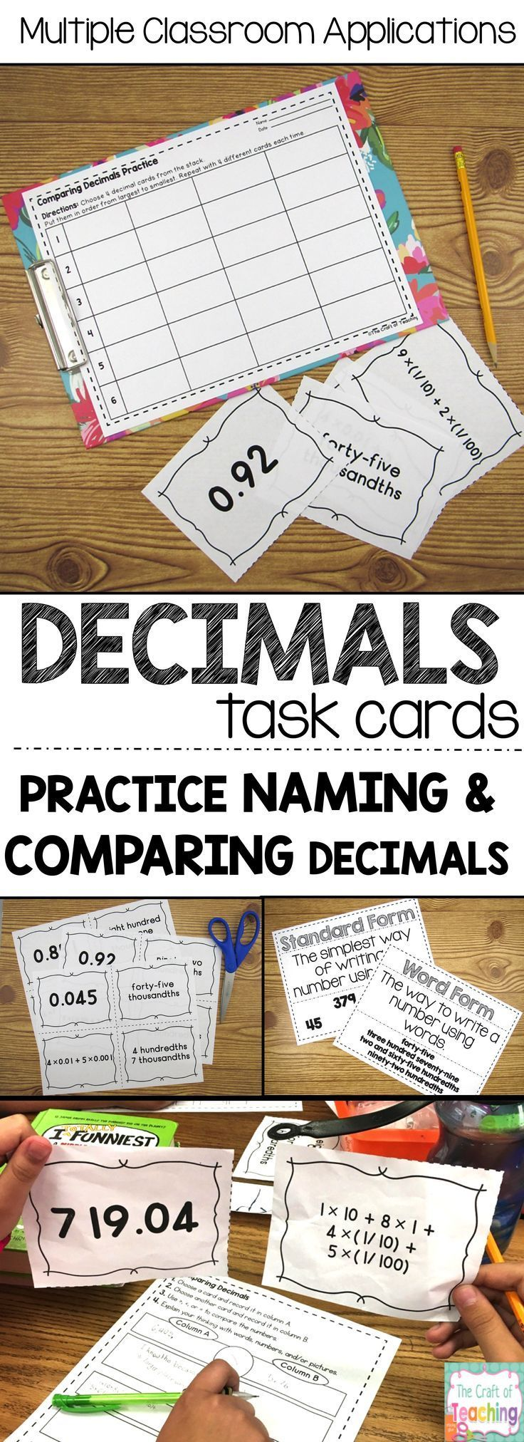 hight resolution of Comparing And Ordering Decimals Worksheets