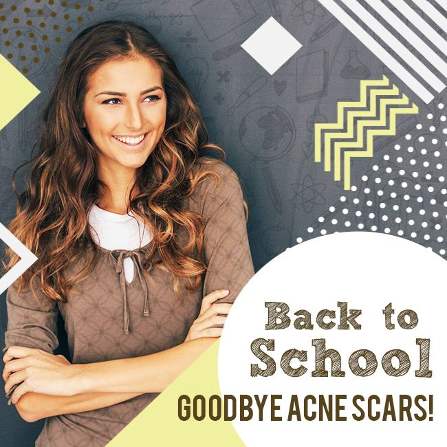Back To School Marketing For Aesthetics Practices Acne Turn Up Your Promotions With E Commerce Enabled Marketin Luminous Skin Patient Engagement Hydra Facial