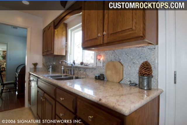 White Spring Granite Countertops Melanie Amp Billy S Kitchen Ideas Pinterest Gardens Spring
