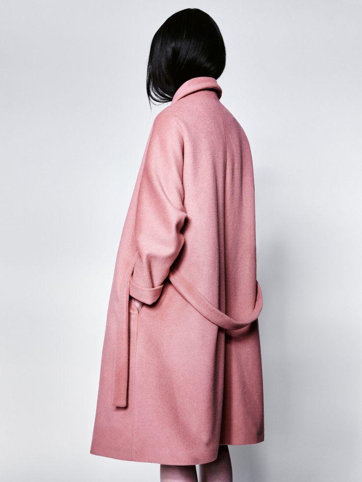 Zidon Coat | Samuji Resort 2016