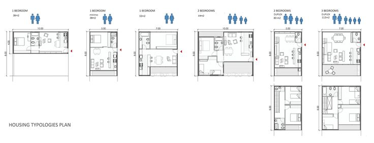 housing typologies - Google Search