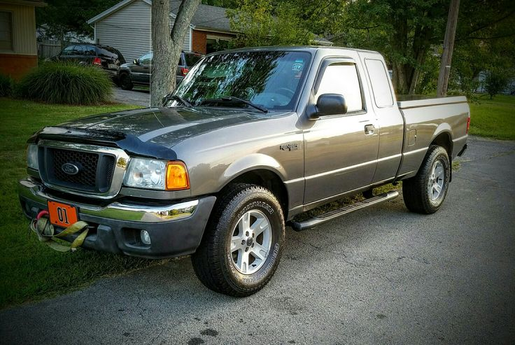 #Ford #Truck #Ranger 2004 Ford Ranger 4x4 5 speed 4.0 V6