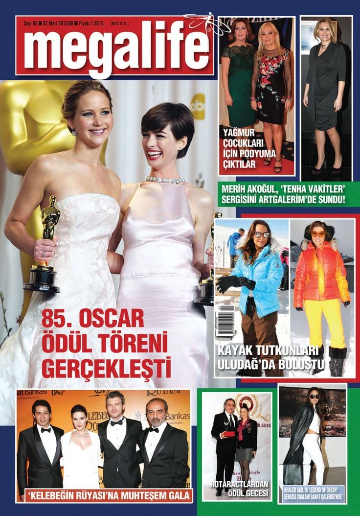 Megalife Magazin dergisi, 2 Mart sayısı yayında! ÜCRETSİZ okumak için: http://www.dijimecmua.com/mega-life-magazin/