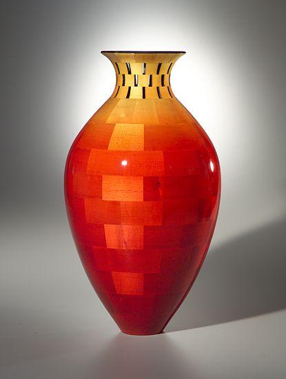 Tequila Sunrise por Joel Hunnicutt (Wood Vessel) | Artful Início