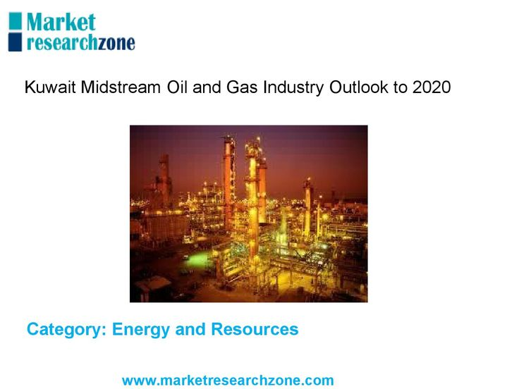 Midstream oil and gas industry outlook