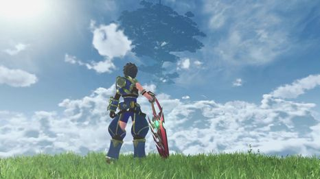 Xenoblade Chronicles 2!!!!Monolith Soft pulled back the curtain on its upcoming Xenoblade sequel during tonight's Nintendo Switch presentation.