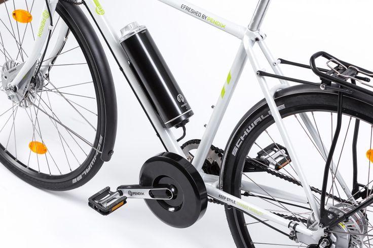 pendix macht aus jedem fahrrad ein e bike pendix ebike. Black Bedroom Furniture Sets. Home Design Ideas