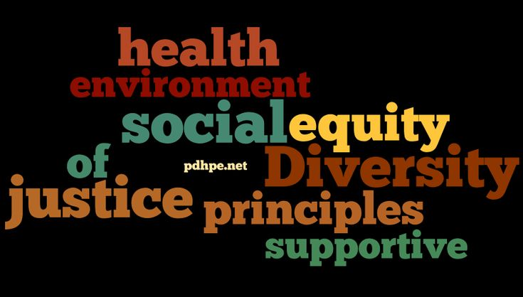 How health promotion based on the Ottawa Charter promotes social justice - HSC PDHPE
