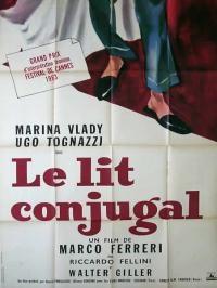 Le lit conjugal - Marco Ferreri