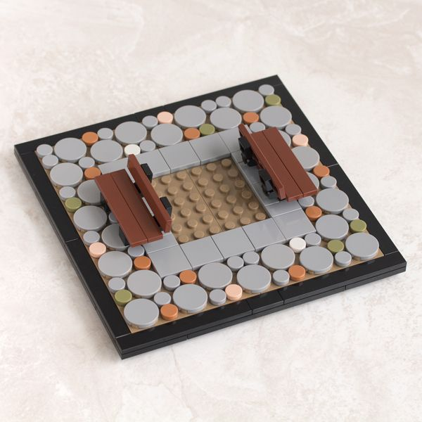 ~ Lego MOCs City ~ Bonsai Garden