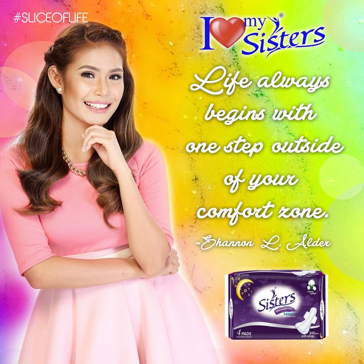 You've got to swim out of your comfort zone. ❤ 😉 😘 💪 #SistersPH #ILoveMySisters #StandProud #WeAreOneWeAreSisters #SistersOvernight