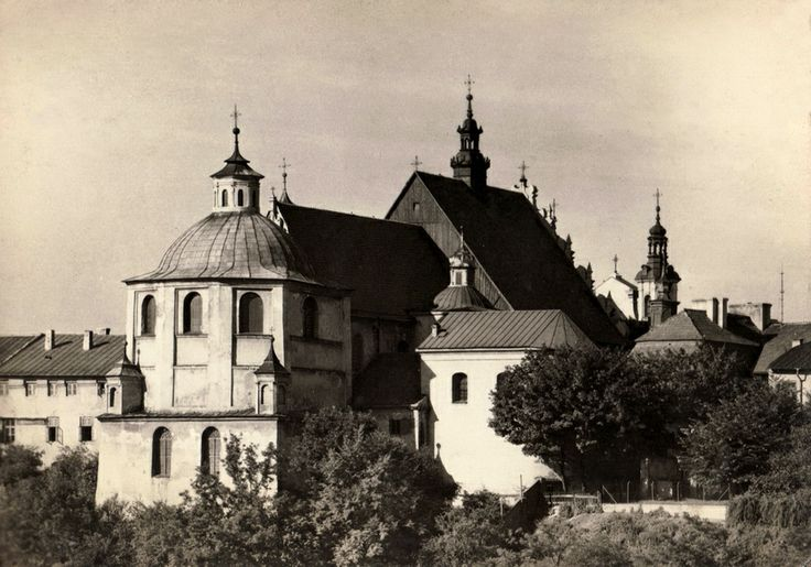 Dominikańska bazylika św. Stanisława Biskupa Męczennika w Lublinie. #dominikanie #lublin #klasztor