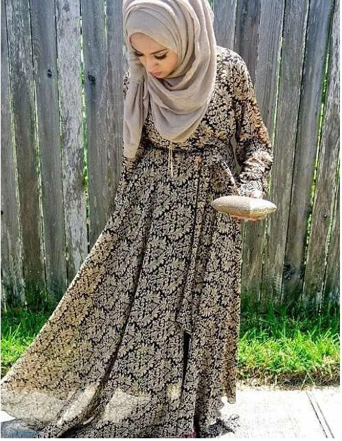 perfect for those who want something simple yet elegant and modest. Comfortable yet fab.