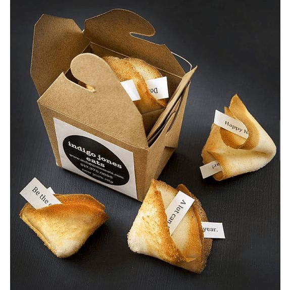 One of the more fun wedding favors we have seen are these Personalized Fortune Cookies with Individual Gift Boxes. You can even choose the message you want inside! – Gourmet Wedding Gifts