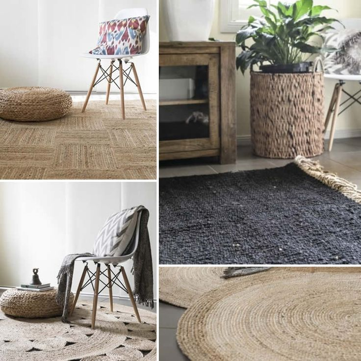 Jute Rugs - Poppy's Home & Garden