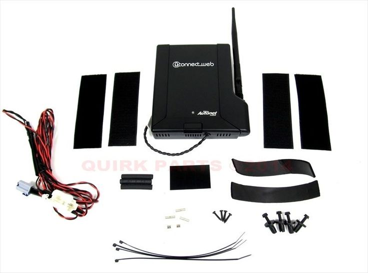 08-15 ALL JEEP DODGE CHRYSLER MODELS UCONNECT HOTSPOT WIFI SYSTEM OEM MOPAR NEW in eBay Motors | eBay
