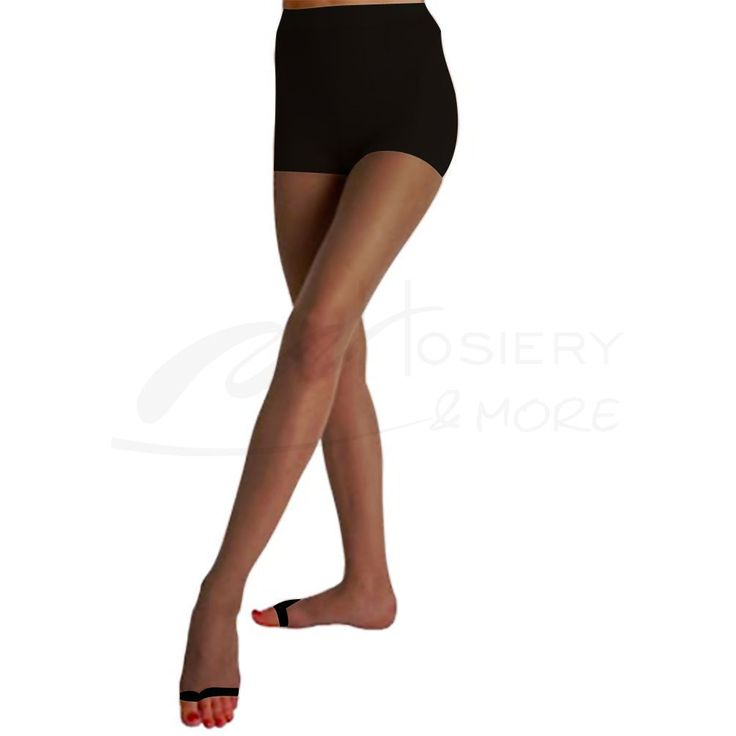 Berkshire 5115 Ultra Sheer Control Top Toeless Pantyhose