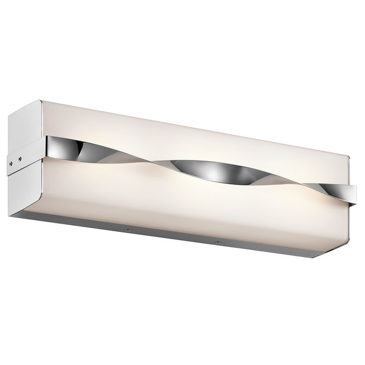 Picture Gallery For Website Tori Linear LED Bath Light in Chrome