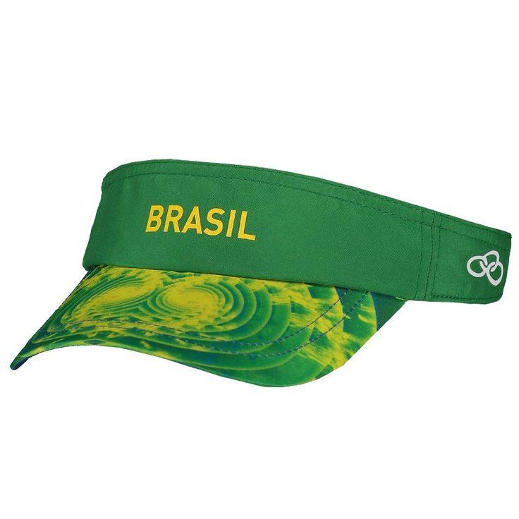 Viseira Olympikus Brasil Volei CBV 2016 Verde Somente na FutFanatics você compra agora Viseira Olympikus Brasil Volei CBV 2016 Verde por apenas R$ 29.90. Vôlei. Por apenas 29.90