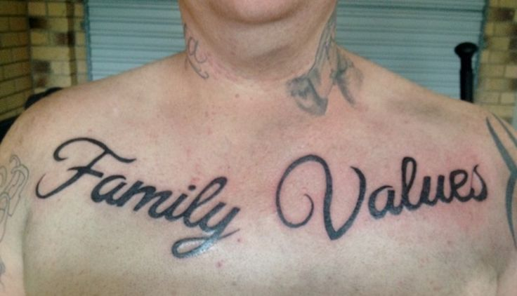 The Word Family Tattoo On Arm tattoo quotes about family are a ...