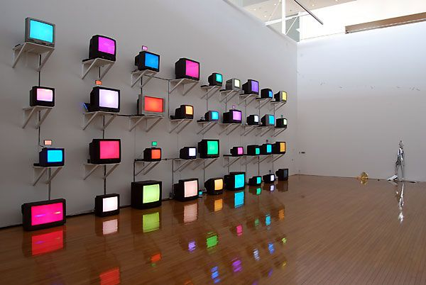 Oh Lord won't you buy me a color TV ?