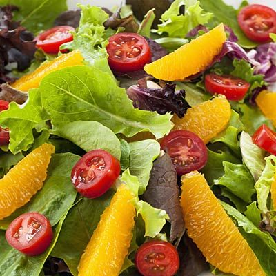 Pile on fruit and vegetables - How to Start the Mediterranean Diet - Health.com