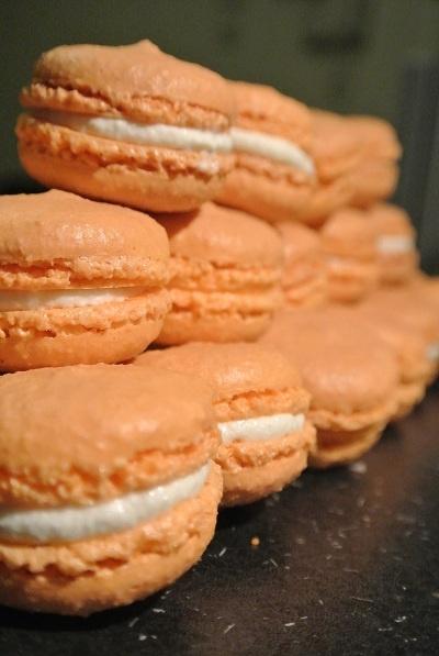 Orange Macaron!