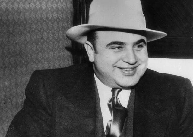 Al Capone - a Biography of the Iconic American Gangster