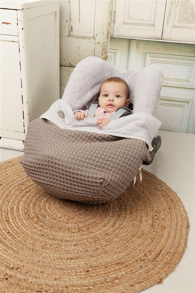 Baby cover blanket Antwerp (Maxi cosi)