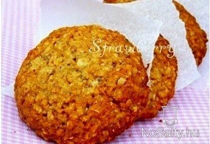 Zabpelyhes, aszalt sárgabarackos keksz http://www.nosalty.hu/recept/zabpelyhes-aszalt-sargabarackos-keksz
