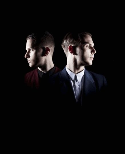 Hurts - My favorite band at the moment. I nominate Theo for most beautiful male singing voice of the decade.