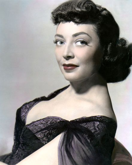 "MARIE WINDSOR HOLLYWOOD ACTRESS B MOVIE STAR 8x10"" HAND COLOR TINTED PHOTOGRAPH • $14.50 - PicClick"
