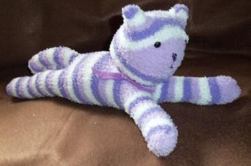 What about a sock kitty or dog? So cute! On #Zibbet