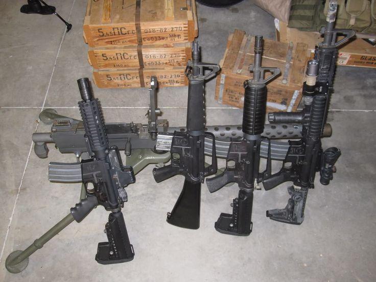 M16 rifle - Wikipedia