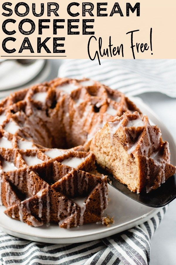 Pamela S Sour Cream Coffee Cake Recipe Gluten Free Coffee Cake Gluten Free Recipes For Breakfast Gluten Free Coffee