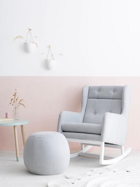Modern Nursery Rocking Chair Office Master Chairs Glider Baby Products Pinterest Furniture And Cribs