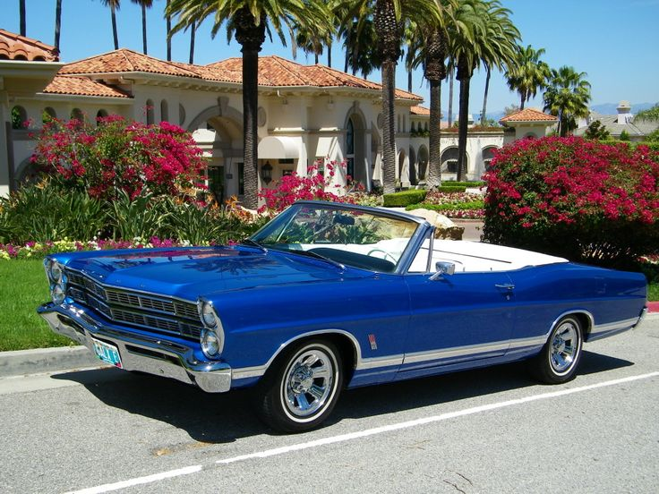'67 Ford Galaxie 500 XL....love this car!