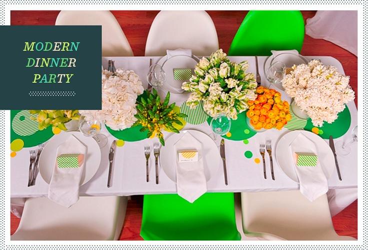 REVEL: Modern Dinner Party