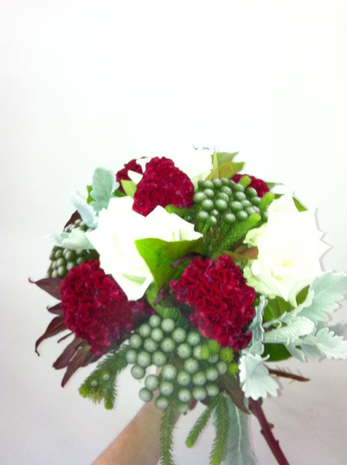 Christmas at Indy Rose FlowersRose Flower
