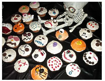 the largest halloween cupcake roundup youve ever seen