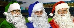 Apenas uma jornada para jogar antes do Natal e, na Dhoze, estão prontos para entregar o título natalício a um dos grandes, Sporting, FC Porto ou Benfica.