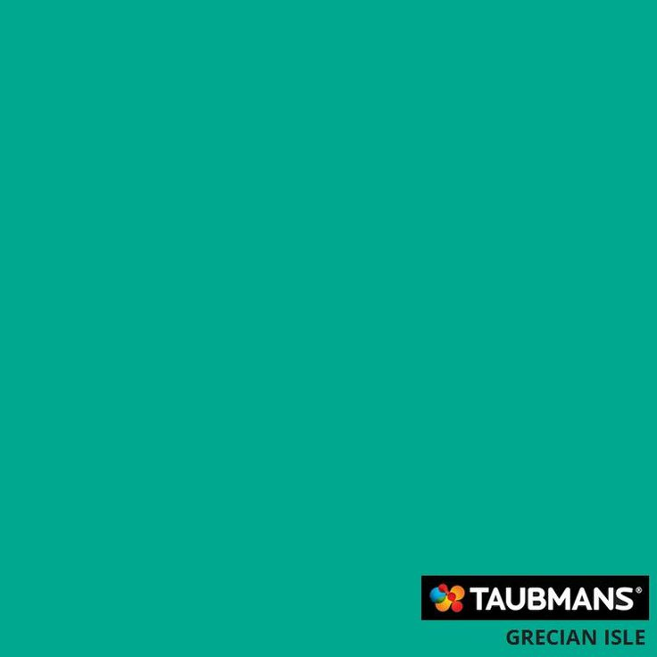 Insufficient Green??  Taubmans colour Grecian Isle T12 49.G1