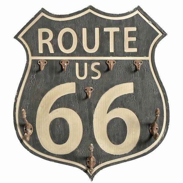 Wieszak Belldeco Loft - Route 66 - NieMaJakwDomu