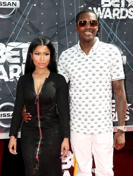 Nicki Minaj And Meek Mill: 'Anaconda' Rapper Supports Boyfriend Amid House Arrest #news #fashion #world #awesome