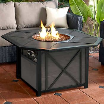 Laguna/Monaco Fire Pit Table